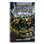 英文原版灵兽系列 Spirit Animals Book 8:The Dragon's Eye Fall of the