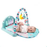 婴儿脚踩音乐床 婴儿玩具脚踏钢琴健身架器0-1岁男女孩宝宝3-6-12个月新生儿