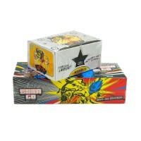 赛尔号玩具 铁盒斗转赛尔号精灵决斗卡片谱尼雷伊纸牌金闪卡蓝钻卡全套儿童游戏卡牌 C款 套装(含闪卡)约624张 【送赛
