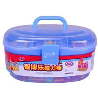 磁力棒片男女孩拼装磁性吸铁石儿童积木玩具3-6-8周岁