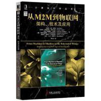 【正版二手书9成新左右】从M2M到物联网:架构、技术及应用 [瑞典]杨霍勒 机械工业出版社