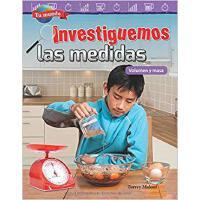 【预订】Tu Mundo: Investiguemos Las Medidas: Volumen y Masa (Yo