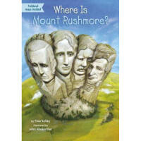 Where Is Mount Rushmore,True Kelley,John Hinderliter,David