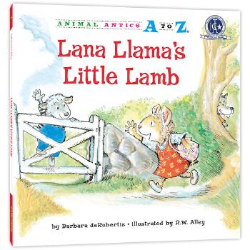 幼儿园里的26个开心果:保护小羊羔 Animal Antics A to Z : Lana Llama's Little Lamb 英语启蒙绘本,含地道美语音频。满足孩子认字母、学单词、练表达、培养好性格好品质等多重需要,适合幼儿园至小学低中年级孩子阅读。先后获得美国《学习杂志》教师选择儿童读物奖和家庭读物等奖。