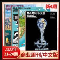 【2021年10期预售】彭博商业周刊中文版杂志2021年6月7日-2021年6月20日第10期总第478期 平等特刊 我