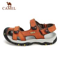 camel骆驼户外沙滩凉鞋 春夏季女款透气耐磨防滑凉鞋沙滩鞋