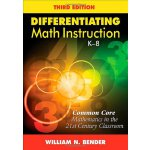 【预订】Differentiating Math Instruction, K-8: Common Core Math
