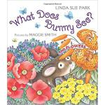 【预订】What Does Bunny See? A Book of Colors and Flowers