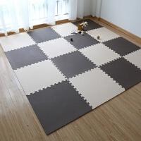 防水宿舍拼接泡沫地垫 寝室铺地板软垫子大号塑料拼图爬行垫60x60T