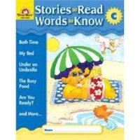 现货 Stories to Read, Words to Know LEVEL C WITH CD