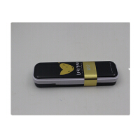 麦和MH1701-235金色恋歌文具盒笔盒黑色创意文具大中小学生幼儿园男女孩办公开学用品收纳文具存储文具当当自营