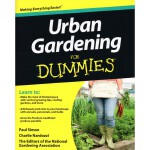 [C163] Urban gardening for dummies 城市园艺(傻瓜系列)