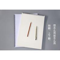 复古8K素描本速写本绘画涂鸦本画画美术本记事本笔记本日记本子