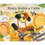 【预订】Henry Builds a Cabin 9780618132010