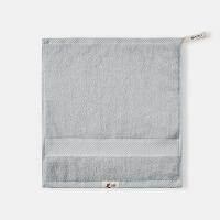纯棉小毛巾四方形儿童巾洗脸家用全棉柔软吸水速干方巾