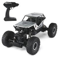 遥控汽车越野四驱车合金攀爬大脚车男孩充电玩具车儿童漂移赛车