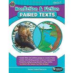 【预订】Nonfiction and Fiction Paired Texts Grade 6 97814206389