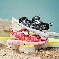 【特步限时直降】特步儿童沙滩鞋夏季新品舒适轻便透气凉鞋童防滑耐磨舒适童鞋681216509261
