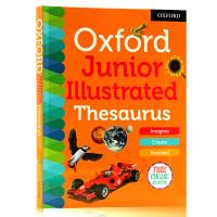 牛津儿童近义词图解字典 英文原版 Oxford First Thesaurus 英英字典 工具书 单词学习