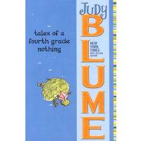 Tales of a Fourth Grade Nothing(Judy Blume)朱迪・布鲁姆幽默小说-四年级的无