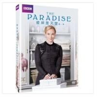 可货到付款!原装正版 彼岸是天堂:第1季(3DVD9) THE PARADISE SERIES 1 光盘