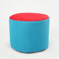 休闲小沙发豆袋卡通布艺鲨鱼懒人沙发创意单人可爱榻榻米椅床
