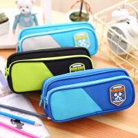 学生文具笔袋大容量文具袋铅笔盒收纳袋学生用笔袋文具盒