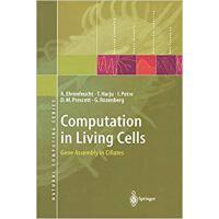 【预订】Computation in Living Cells 9783642074011