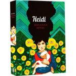 英文原版 Heidi 海蒂 Puffin Classics 经典系列 The Sisterhood 青少年课外阅读