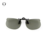 儿童3d夹片近视专用偏光imax三D眼镜通用两副装