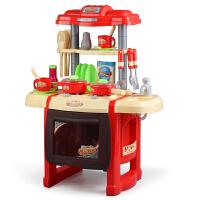 儿童厨房玩具套装过家家女孩做饭仿真厨具生日礼物
