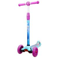 迪士尼(Disney) 冰雪奇缘系列灵惠大号漂移车SD13015-F 儿童滑板车 一秒拆卸 可调闪光踏板车摇摆车 当当自营