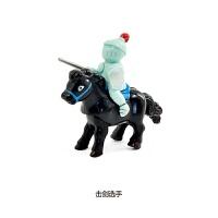 赛马发条玩具 骑士 儿童玩偶 经典骑马 c