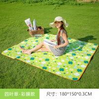 户外春游垫子加厚防潮垫野餐垫ins风野炊地垫草坪露营野餐布