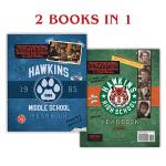 【中商原版】怪奇物语:霍金斯中学/霍金斯高中年册 英文原版 Hawkins Middle School Yearboo