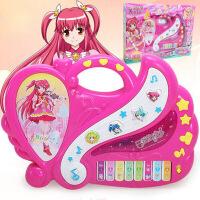 音乐琴1-3-5女孩生日礼物 婴幼宝宝儿童电子琴玩具可弹奏钢琴早教