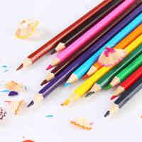 美乐 儿童绘画套装水彩笔蜡笔彩笔24色 文具画笔礼盒儿童节礼物
