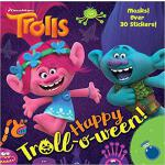 【预订】Happy Troll-O-Ween! (DreamWorks Trolls) 9781524769581