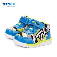 天美意teenmix童鞋幼童鞋子特卖童鞋宝宝学步鞋(0-4岁可选)CX6258