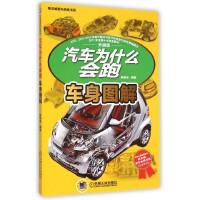 汽车为什么会跑(车身图解升级版)/陈总编爱车热线书系