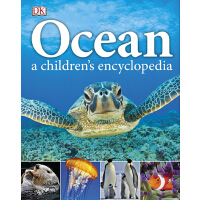 Ocean A Children's Encyclopedia 英文原版海洋儿童百科 DK系列