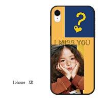 iphone7苹果6s手机壳6plus硅胶xr软壳5s情侣8X网红ins同款xs max