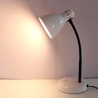 小台灯插电式护眼书桌大学生简约现代卧室床头家用保视力