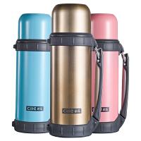 大容量保温杯男女不锈钢保温壶户外运动水杯便携车载旅游水壶