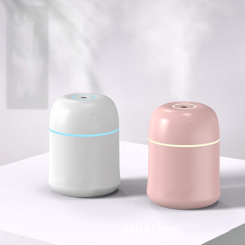 加湿器 新款迷你加湿器USB雾化器电池家用美容创意香薰机定制补水器 新款迷你加湿器