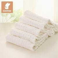婴儿棉可洗纱布尿布 透气吸尿宝宝尿布婴儿棉尿布