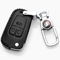 款别克英朗钥匙包专用英朗T 18T车折叠钥匙套扣男女式