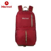 marmot/土拨鼠新款户外徒步男女30L运动休闲双肩背包F 24530