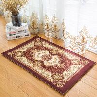 家用欧式印花大地毯客厅茶几满铺地毯卧室床边毯房间飘窗地垫门垫k