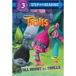 【预订】All about the Trolls (DreamWorks Trolls) 9780399559044